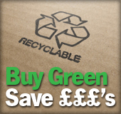 Buy Green and Save £££'s